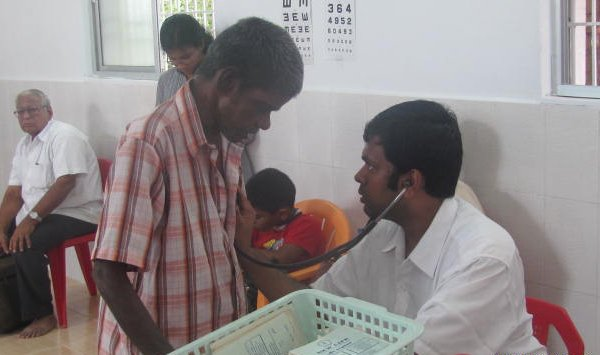 medical camp-newlife
